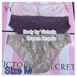 VS body by Victoria Secret Dream Angels Panty. M